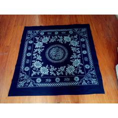 乌镇特产特色蓝印花布110厘米*110厘米桌布台布手工艺品民族风