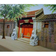 北京胡同   静