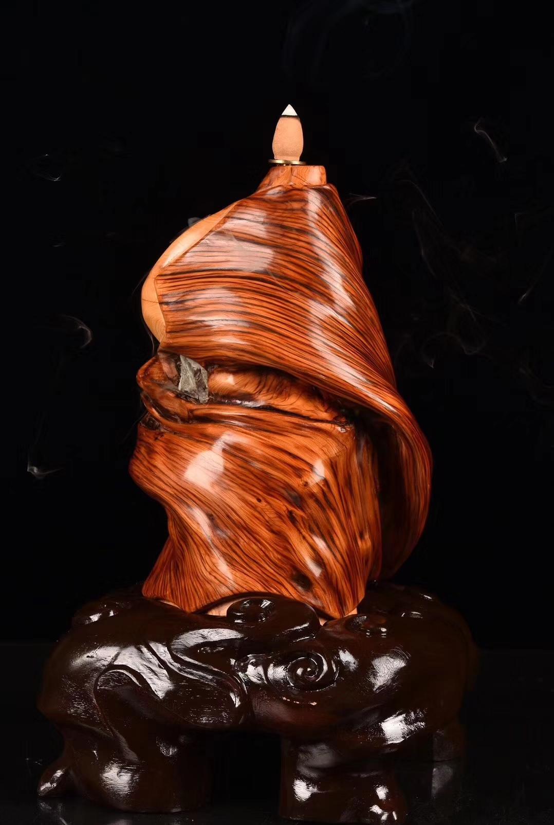 极品太行坨坨料倒流香,长15宽15高30 重7斤,精选优质太行坨坨料